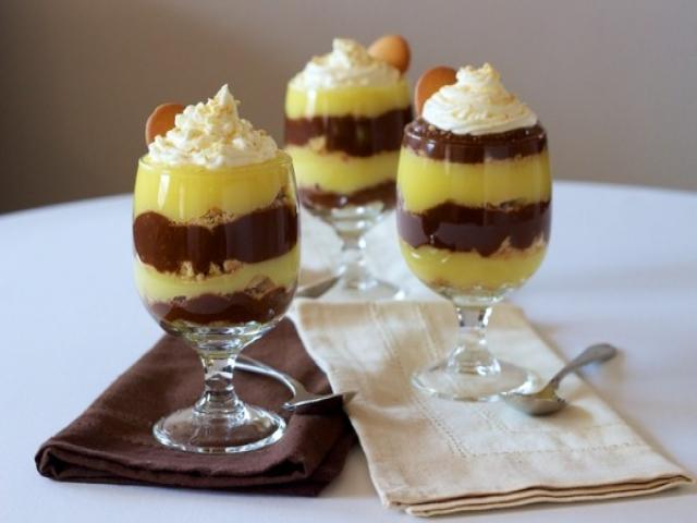 طرز تهیه پودینگ شکلاتی، یک دسر راحت و فوری