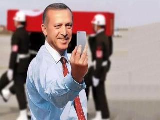 طرح جنجالی یک نشریه علیه اردوغان