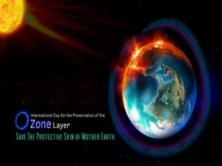16 سپتامبر ، روز جهانی حفاظت از لایه اوزون
