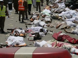 آخرین آمار سعودی ها از قربانیان حادثه منا
