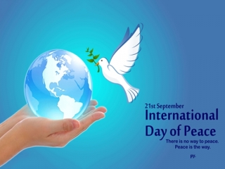 21 سپتامبر ، روز جهانی صلح