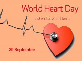 29 سپتامبر ، روز جهانی قلب