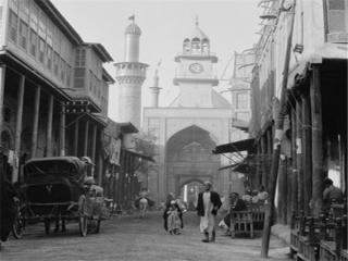 تصاویری نادر از کربلا یکصد سال قبل