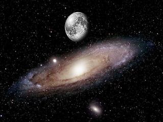 آندرومدا،نزدیک ترین کهکشان مارپیچی به زمین