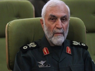 سردار سرتیپ حسین همدانی در سوریه به شهادت رسید