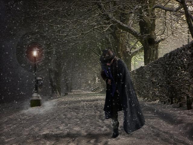 با تو از شب های سرد بی کسی می گویم
