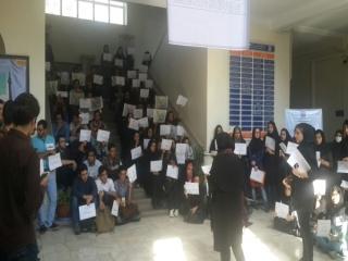 اعتراض دانشجویان پرستاری به طرح بهیاری یک ساله