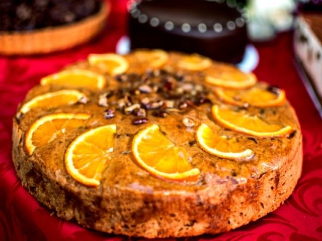 طرز تهیه کیک پرتقالی خوشمزه