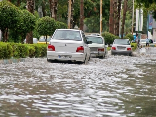 هشدار! احتمال آب گرفتگی در 8 استان