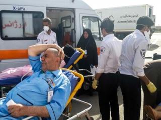 13 تن از زائران به ایران بازگشتند/ حال 7تن وخیم است