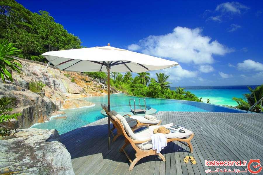 گرانترین و مجللترین جزایر شخصی جهان