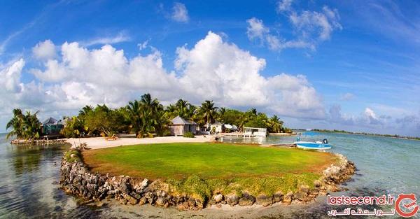 گرانترین جزیره دنیا
