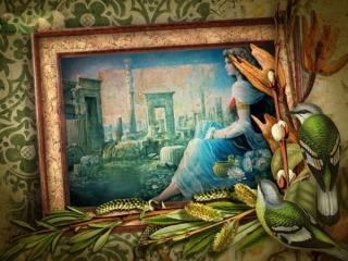 زنان پر افتخار ایران باستان