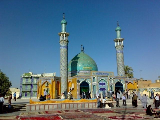 امام زاده علی بن مهزیار در اهواز