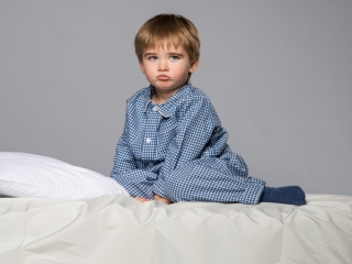 علت شب ادراری در کودکان