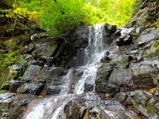 آبشار لونک سیاهکل