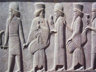 فرازمینی ها در ایران باستان