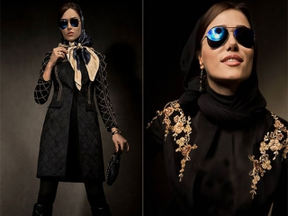فروش مانتوهای 18 میلیونی در تهران