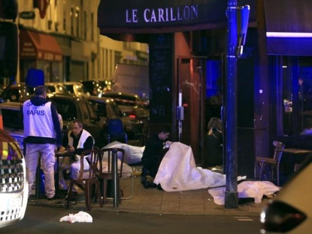 داعش مسئولیت انفجارهای پاریس را با 150 نفر کشته برعهده گرفت
