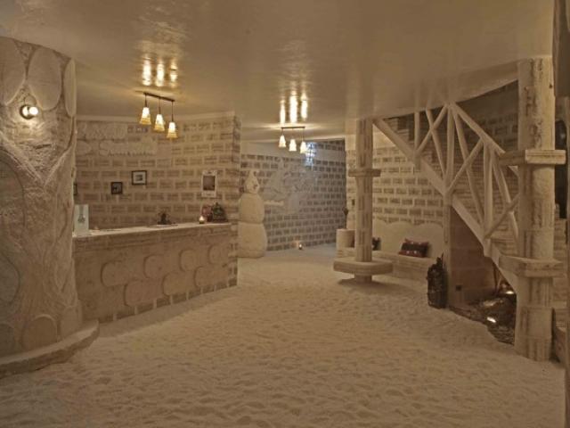 هتل های نمکی
