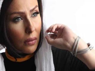 پرستو صالحی و دفن خودروی بنتلی نیممیلیون دلاری