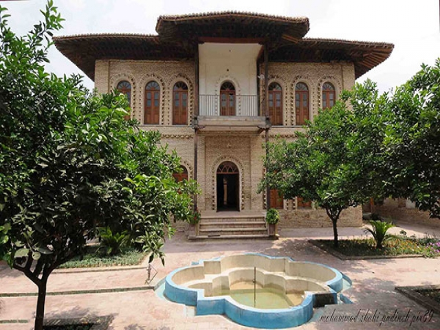 خانه زینت الملوک