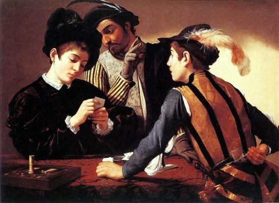 Caravaggio_-_I_bari