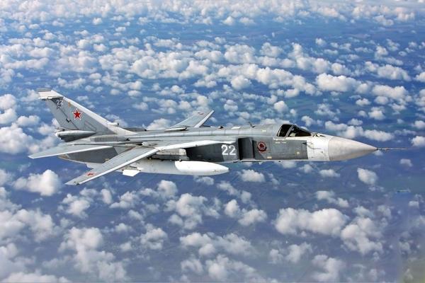 Russian fighter overthrow Turkey