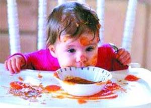 کودکان بدغذا,تزئین غذای کودک
