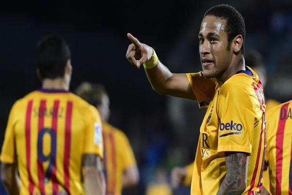 The secret of success Neymar Photo