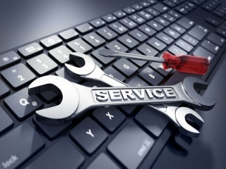 کارهایی که در خدمات کامپیوتر انجام می شود