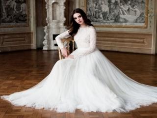 جدیدترین لباس عروس های پوشیده