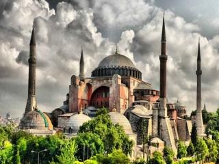 مسجد ایاصوفیه ترکیه