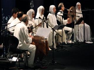 کنسرت رایگان کامکارها، پالت و محمد علیزاده!