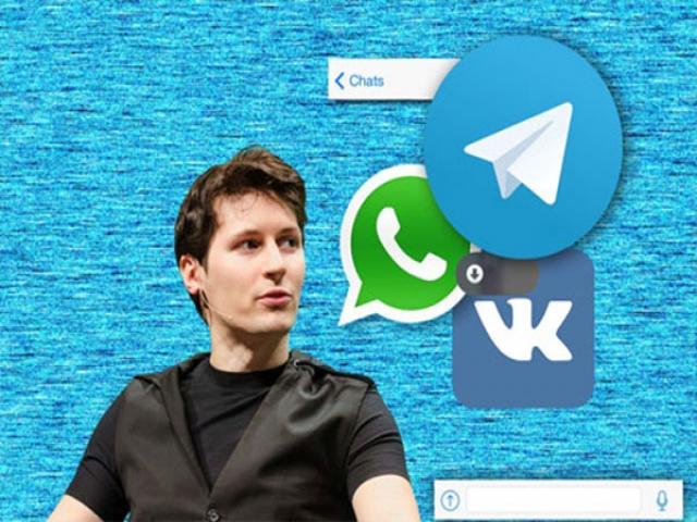 سازنده تلگرام کیست ؟