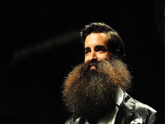 ریش های عجیب و غریبی که مد شده اند