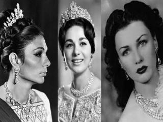 زنان شاه از فوزیه تا فرح
