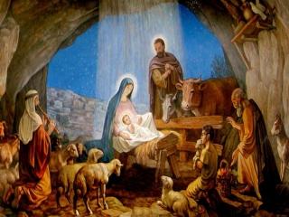 25 دسامبر ، ولادت حضرت عیسی مسیح (ع)