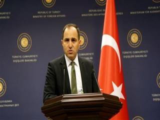 ترکیه: از اظهارات ایران شگفتزده شدیم