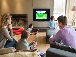 کدام کشورها بیشتر تلویزیون نگاه میکنند؟