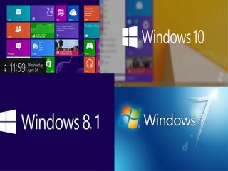 نصب انواع ویندوز به صورت حرفه ایی