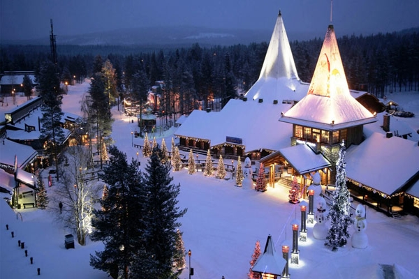 10 beautiful capital of the world for Christmas holidays 2016(2)