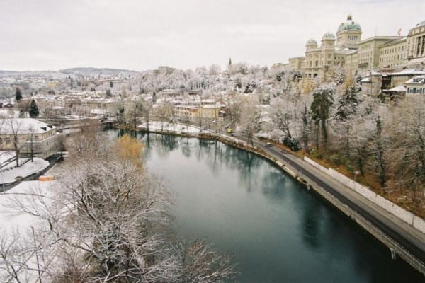 Spectacular images of towns and villages in the Christmas mood(2)