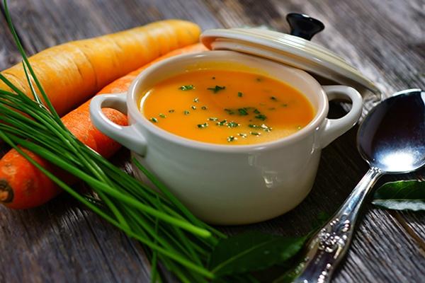 سوپ هویج-carrot soup
