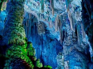 شگفت انگیزترین غار آهکی جهان