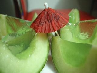 ترفند درست کردن ژله با پوست میوه