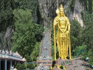 معبد باتو کیو در مالزی