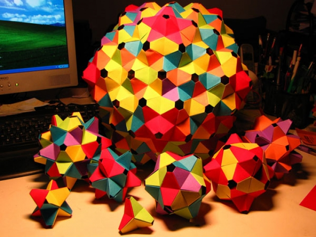 اوریگامی؛ یک هنر دستی خلاقانه