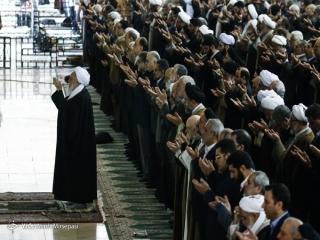 خطبه های نماز جمعه تهران 25 دی 1394