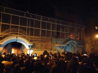 سفارت عربستان در تهران تخلیه شد
